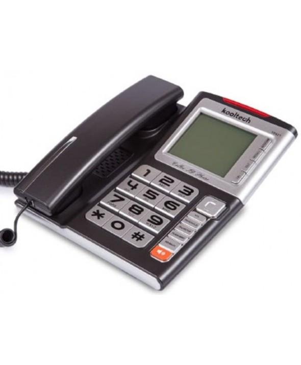 TELEFONO SOBREMESA PANTALLA MANOS LIBRES KOOLTECH