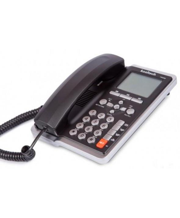 TELEFONO SOBREMESA PANTALLA GRANDE MANOS LIBRES KOOLTECH