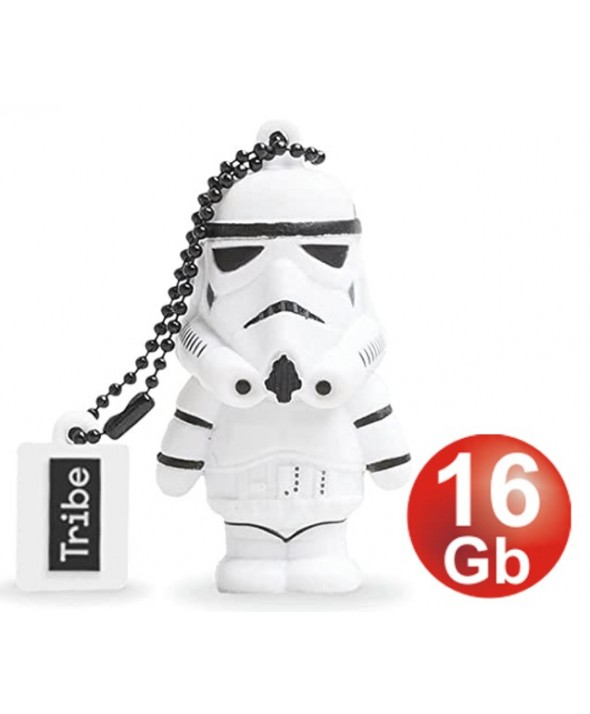 PEN DRIVER 16 Gb Usb2.0 STAR WARS STORMTROOPER