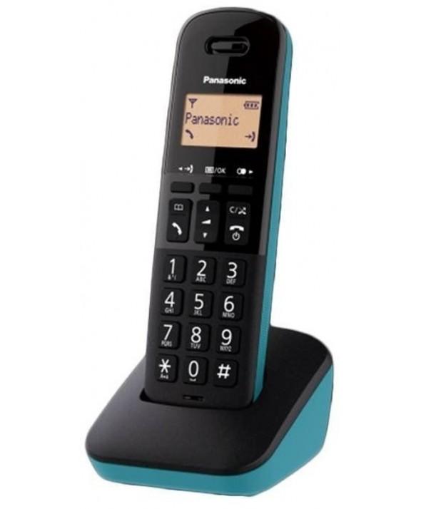 TELEFONO INALAMBRICO PANASONIC KXTGB610 VERDE