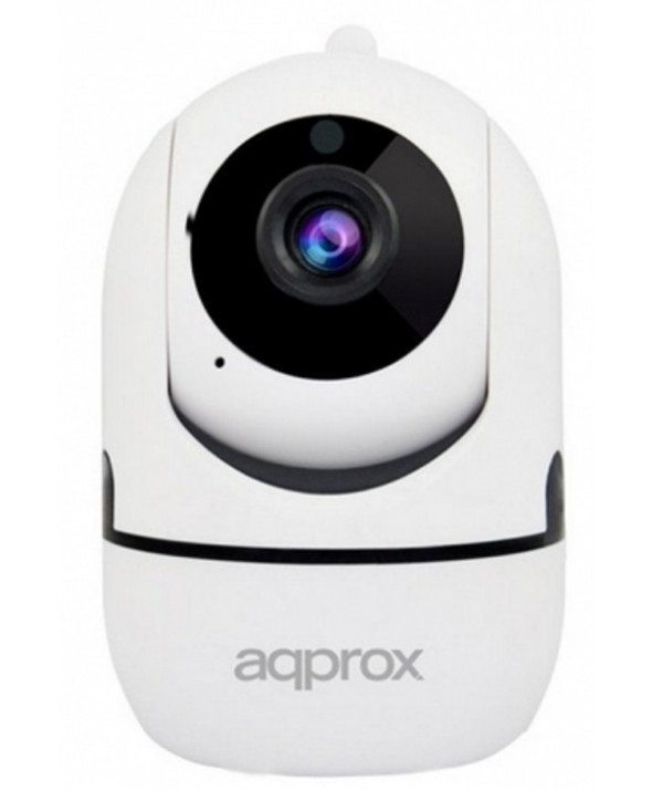 CAMARA WIRELESS HD 1.0/360º IP NIGHT P2P/SD APPROX