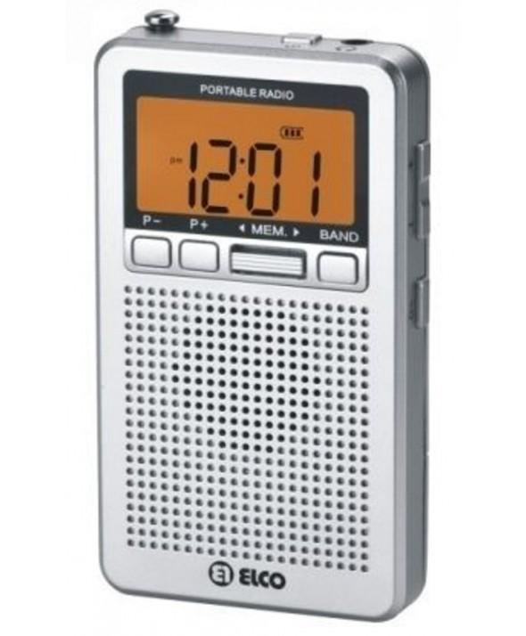 RADIO DIGITAL ALTAVOZ AUTO APAGADO ELCO