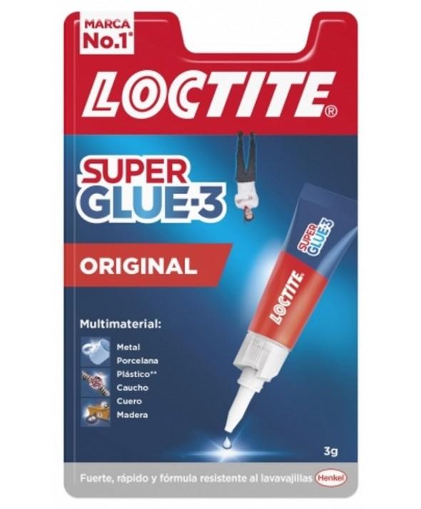 LOCTITE SUPER GLUE-3 ORIGINAL 3g