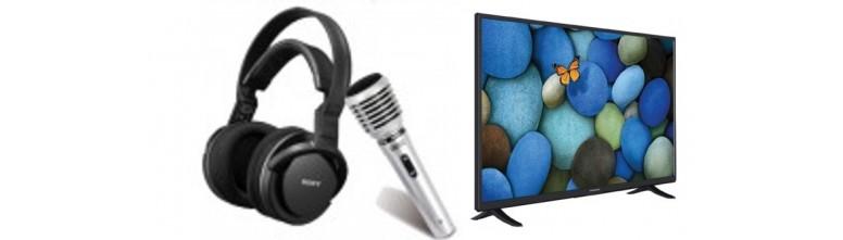 ELECTRONICA SONIDO Y TV