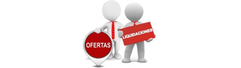 OFERTAS Y LIQUIDACIONES