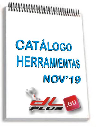 CATALOGO HERRAMIENTAS OCT'19